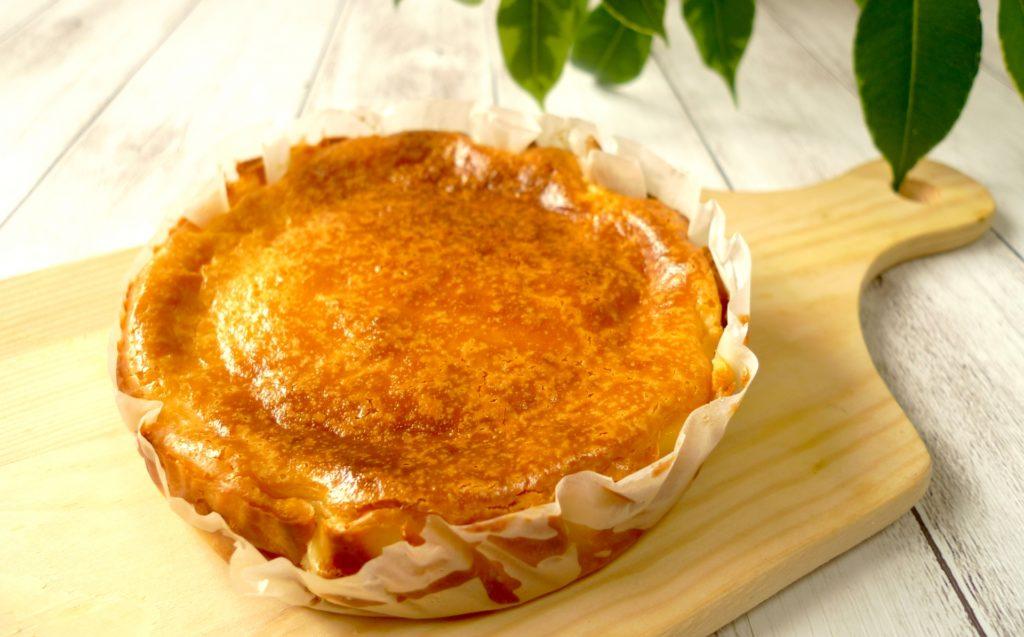 バスク チーズ トースト