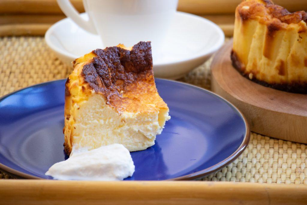 バスク チーズ ケーキ レシピ